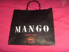 Brand New MANGO Barcelona Paper Bag for cheap sale