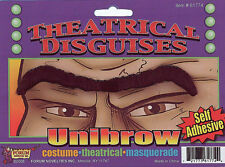 Theatrical Disguises Moustache Series - Unibrow
