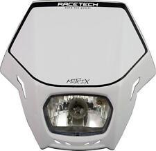 White Matrix Road Legal Headlight Enduro KTM CRF XR WRF YZF DRZ 250/400/450