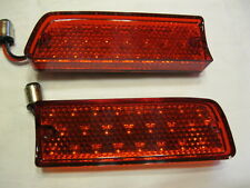 1964 CHEVELLE LED RED  Brake Lights 23 LED stop,tail,& turn CHEVROLET CHEVELLE