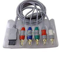 AV VIDEO KOMPONENTEN YUV HD TV Kabel für Nintendo Wii