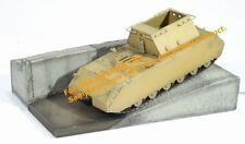Dragon Armor 1/72 Scale WWII German Super Heavy Maus Tank with Testbed  #60323