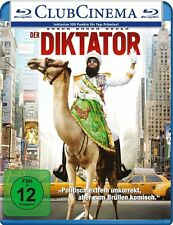 DER DIKTATOR (Sacha Baron Cohen, Anna Faris) Blu-ray Disc NEU+OVP