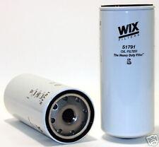 WIX OIL FILTER 51791 CATERPILLAR CAT CASE OF 6        $11.86 EACH!