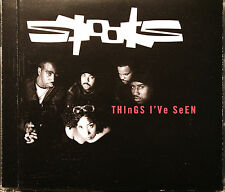 "SPOOKS  ""Things I've Seen""  5-Track-Maxi-CD 2000"