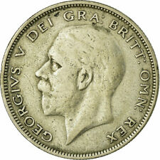 [#318543] Coin, Great Britain, George V, 1/2 Crown, 1929, VF(20-25), Silver