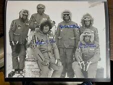 Star Wars - Peter Suschitzky, Kelvin Pike, Greg Dupre 11x14 Autograph Signed