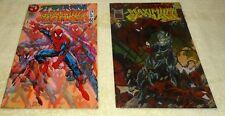 Spider-Man: Maximum Clonage Alpha & Omega Marvel Comics 1995