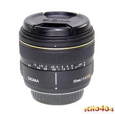 SIGMA pour PENTAX 30 mm 1:1,4 EX DC * Neuf dans sa boîte * Top * AF * K baïonnette * KP * k-5 * k-7
