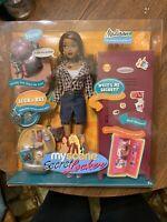 "2005 Large 13"" X 12"" Sealed MY SCENE ""Madison"" Doll ""Secret Locker"" Barbie NRFB!"