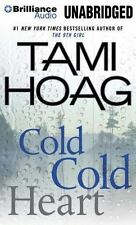 Cold Cold Heart by Tami Hoag (2015, CD, Unabridged)