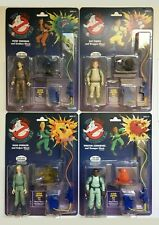 The Real Ghostbusters Retro Action Figure Set of 4 Walmart 2020 in hand