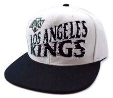 Los Angeles Kings LA  CCM NS29Z NHL Hockey Team Logo Adjustable Snapback Cap Hat