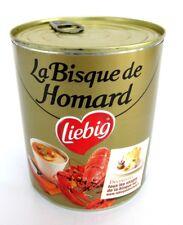 Hummer Suppe La Bisque de Homard von Liebig 800 g Dose