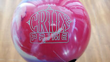 Storm Crux Prime 15 Lbs  used Bowling ball  low games pin down 1st drill