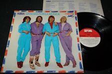 ABBA Gracias Por La Musica / Swedish LP 1980 POLAR MUSIC SEPTIMA RECORDS SRLM 1