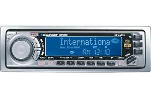 Blaupunkt MP3000 CD/MP3 Car Receiver with X-Bass Detachable Face Plate & Remote