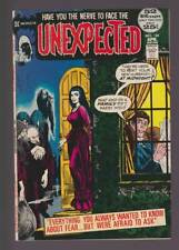 The Unexpected # 134  What Kind of Family is This ?  grade 8.5 scarce book !