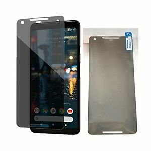 for Google Pixel 2XL Privacy Screen Protector - (1 Pack) Premium Screen Prote...