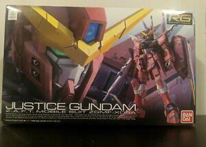 *New/Open Box* Bandai RG SEED ZGMF-X09A Justice Gundam 176512