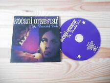 CD Ethno Kocani Orkestar - The Ravished Bride (13 Song) Promo CRAMMED DISCS