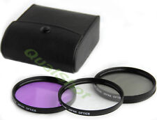67mm UV CPL FDL Lens Filter Kit FOR Nikon D90 18-105mm
