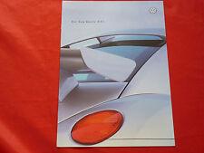 VW New Beetle RSi Prospekt von 2000