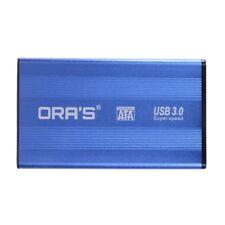 "SATA 2.5"" USB 3.0 Hard Drive Mobile Disk External Enclosure HDD Case Box Laptop"
