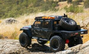 Upgrade for Axial scx10 iii Flatbed tray jeep gladiator JT wrangler RC