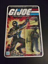 Hasbro Gi Joe Reproduction Commando Snake Eyes Action Figure Version 1 1982