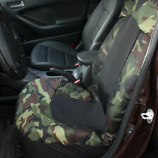Autocare Universal 2pcs Camouflage Car Front Seat Covers SUV High Back Protector