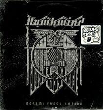 Hawkwind Vinyl LP United Artists Records 1972, UA-LA-001, Doremi Fasol Latido~VG
