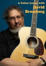 David Bromberg - Guitar Lesson with David Bromberg [New DVD]