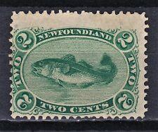 Newfoundland 1865-94 Scott 24 MH
