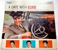 Elvis Presley A Date With Elvis 1977 RCA Victor LSP 2011 e 33rpm LP Strong VG+