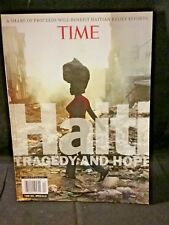 "Time Magazine ""Haiti,Tragedy and Hope"""