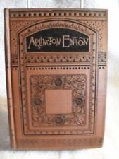 RARE c. 1890 'Barnaby Rudge' CHARLES DICKENS Antique Book