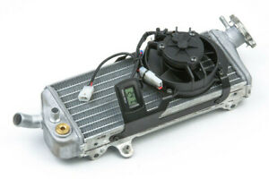 TRAIL TECH Thermo Radiator Fan Kit Fits KTM 450 EXC 2008 2009 2010 2011