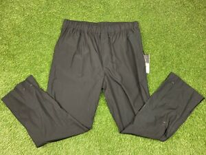 Zero Restriction Waterproof Packable Rain Pants Black Mens SZ XL ( 0194 002 )