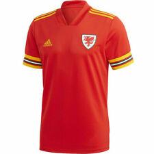 2020/21 Wales Home Shirt EURO Mens Football Shirt