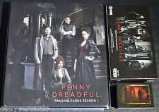 Penny Dreadful Ultimate Mini-Master Set Base Foil Chase Binder M15 Trading Cards
