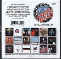40th Anniversary Box Set von Manfreds Earth Band Mann 21CD Box