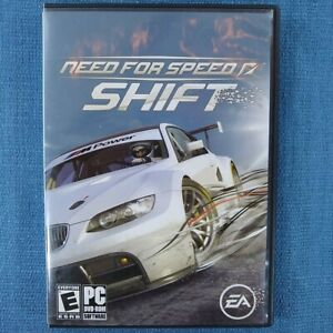 Need for Speed: Shift (PC, 2009) Complete CIB Tested!