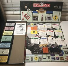 Monopoly Live To Ride Harley Davidson Edition Complete
