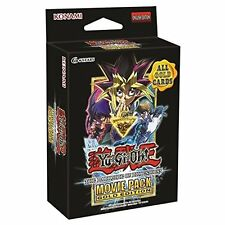 YuGiOh - The Dark Side of Maße Filmpack Gold Edition Mini Booster Verpackung