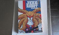 DVD- JEEG ROBOT D'ACCIAIO 11-IL RITORNO DI HIMIKA-EPS 41-43-SIGILLATO