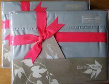 CLARISSA HULSE Standard Pillowcase PAIR New MINI PATCHWORK SPICE