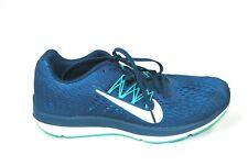 Nike Zoom Winflo 5 Shoes Women's Size 8.5 Blue AA7414-402