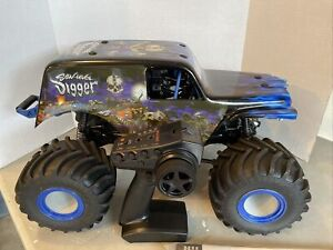 Losi LMT 4 Wheel Drive Solid Axle Monster Truck Ready to Run Son-uva Digger