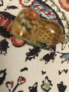 """Wade England Little Dino Ornament! Whimsies 2"""" Fast, Free Postage!"""